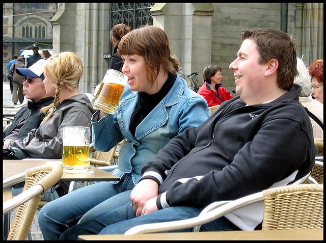 Joy in Amsterdam
