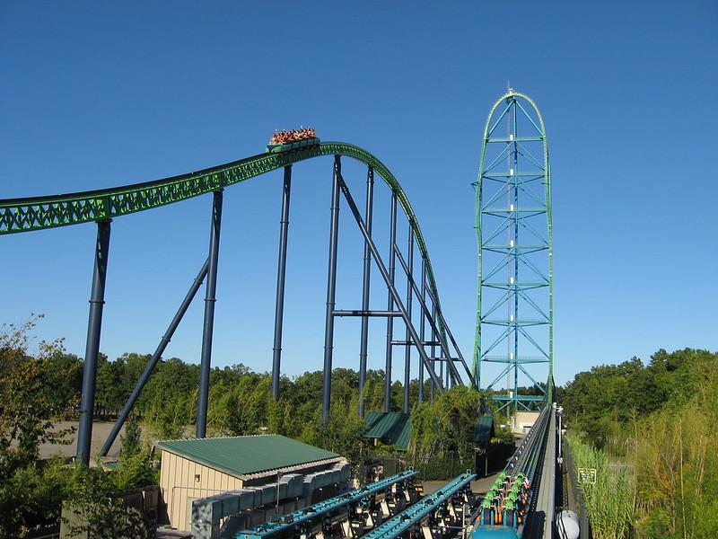 Kingda Ka @ Six Flags Great Adventure
