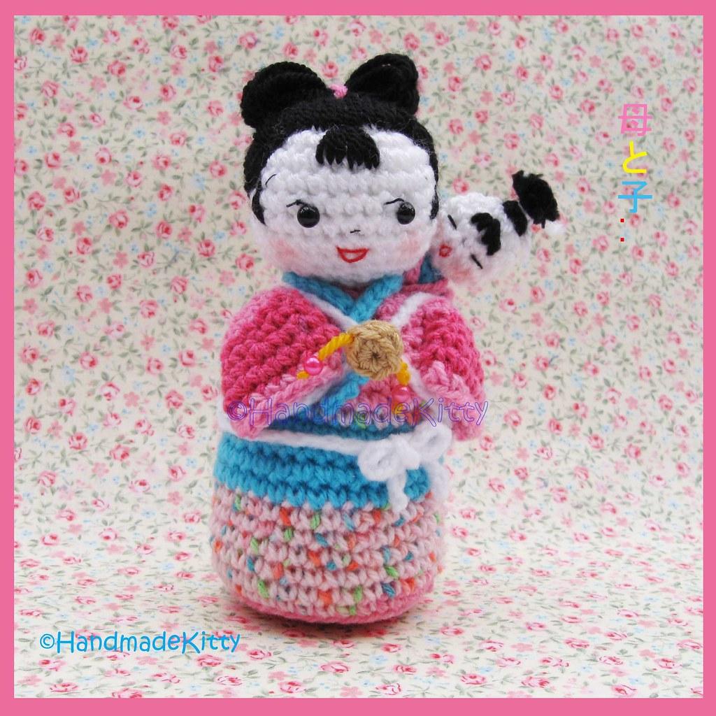 Butterfly baby rattle crochet pattern - Amigurumi Today | 1024x1024