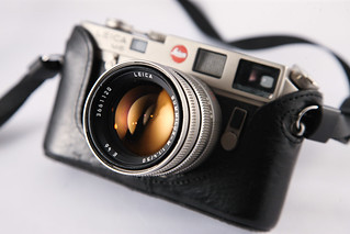 Private Collection - Leica M6 Titanium with 50mm f1.4 Summilux and Elliot Erwitt Signature | by Zokyo Labs