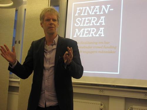 Christer Månsson presenterar   by Media Evolution