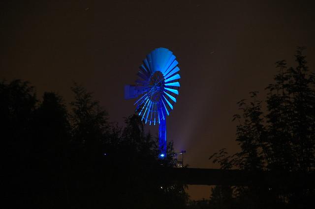 Nightshot Blue Style