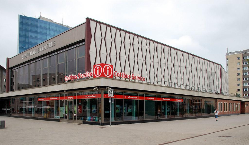 Stadthalle cottbus singleparty