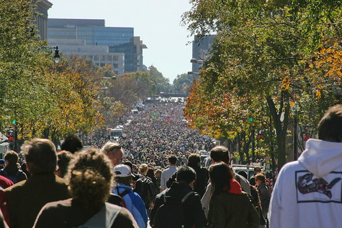 Rally to Restore Sanity and/or Fear | by cliff1066™