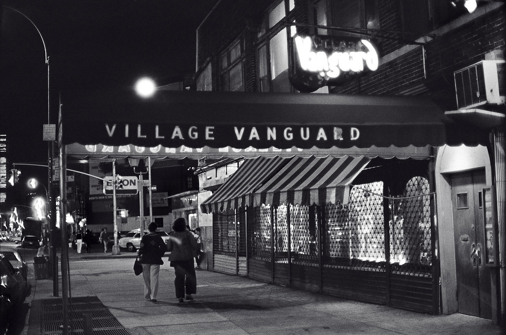 Image result for village vanguard