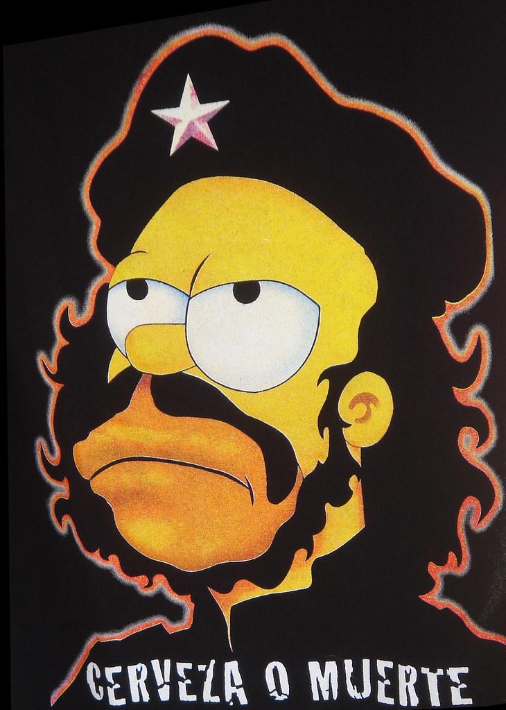 d2d99320e ... Homer Guevara Simpson - Cerveza o Muerte