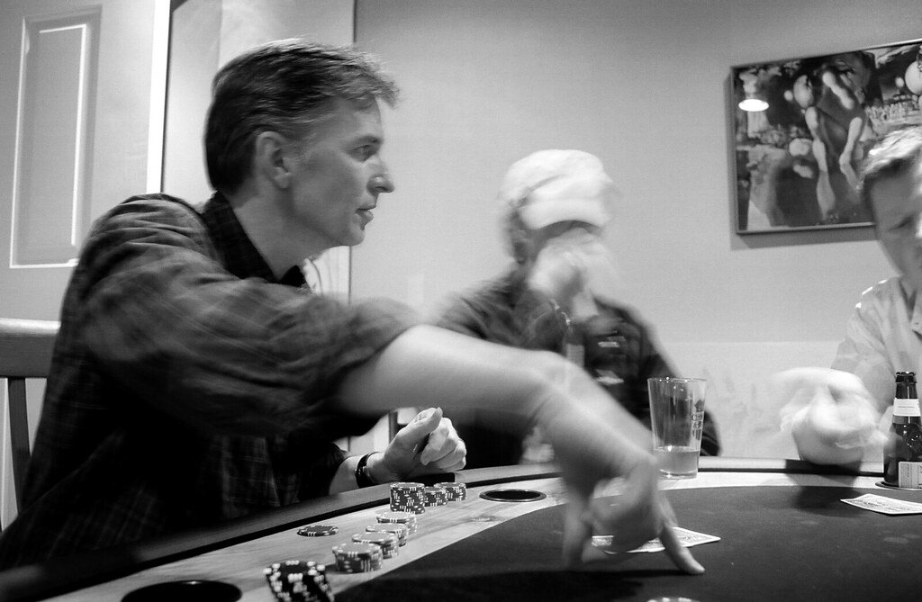PDX Poker Night June 7th, 2007