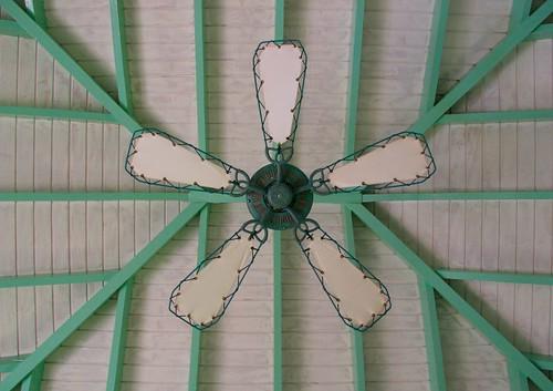 Caribbean ceiling fan   by exfordy