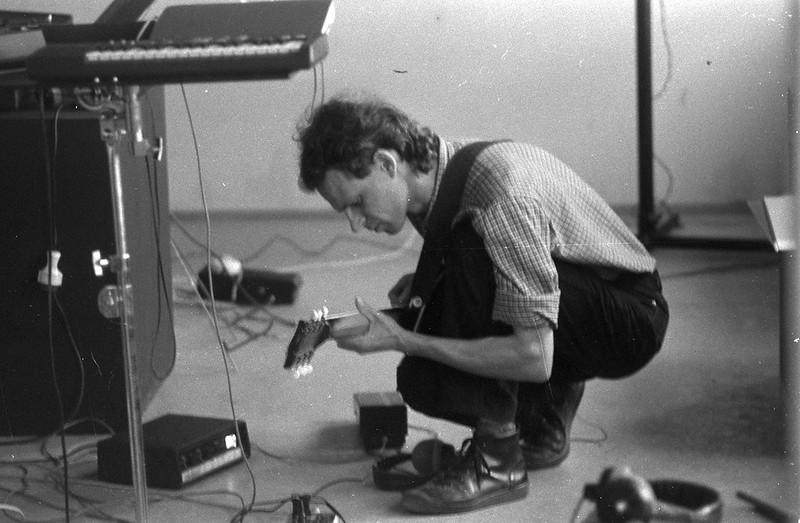Frank Bretschneider, AG Geige 1987, Karl-Marx-Stadt