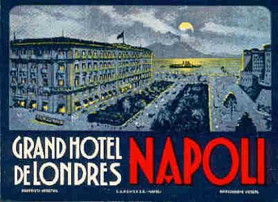 Napoli Grand Hotel De Londres Jpg Zeke Sikelianos Flickr