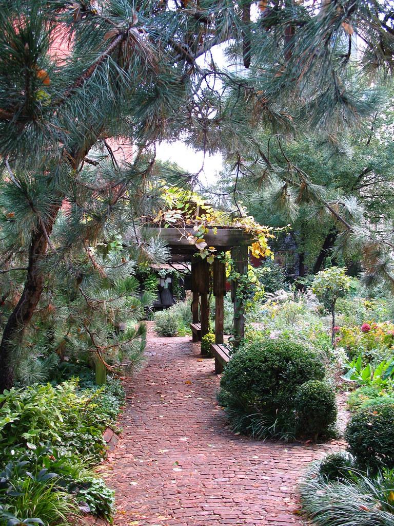 6BC botanical garden | One of my favorite community gardens