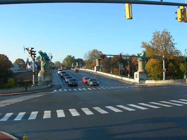 Willimantic, CT Bridge
