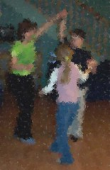 Family dancing   by ChristinaT