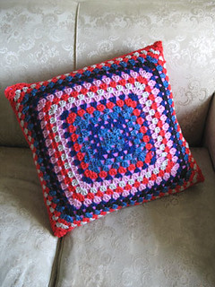 i made a cushion | by catherine_campbell