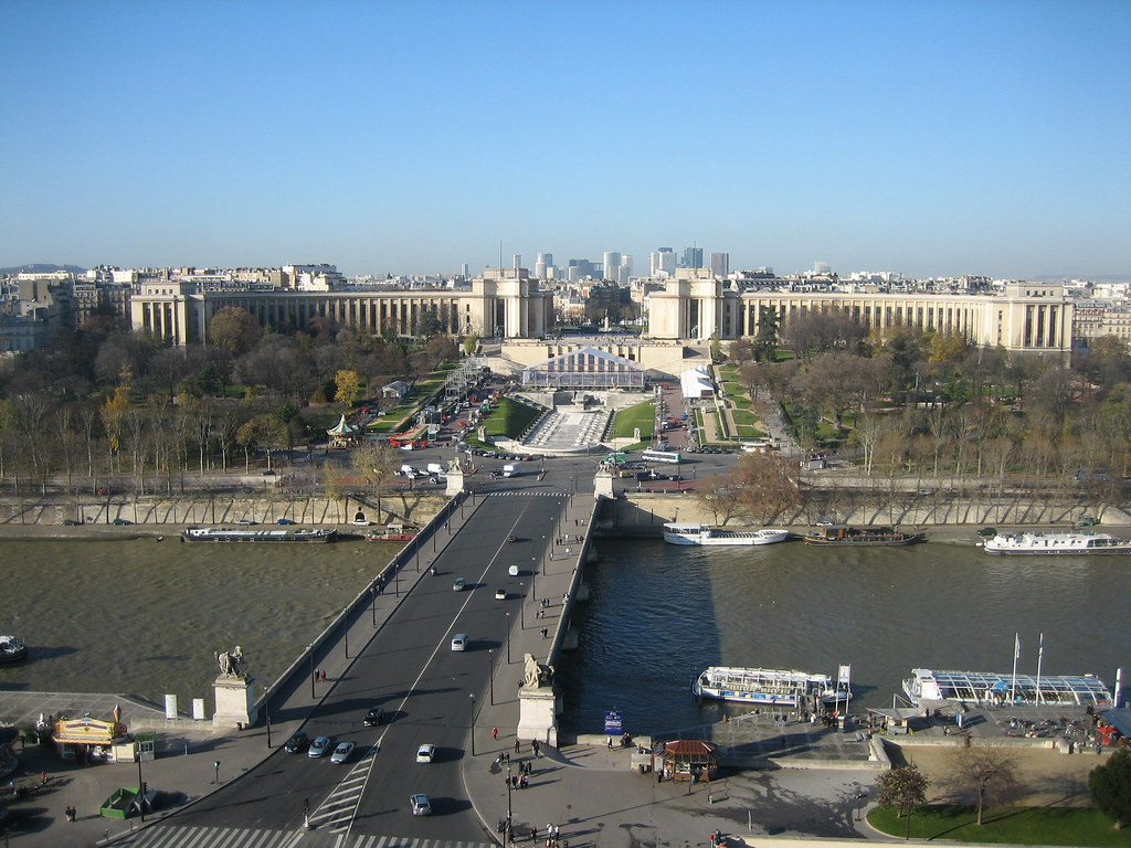 Le Pont D Alma Et Le Palais De Chaillot Rich Pompetti Flickr