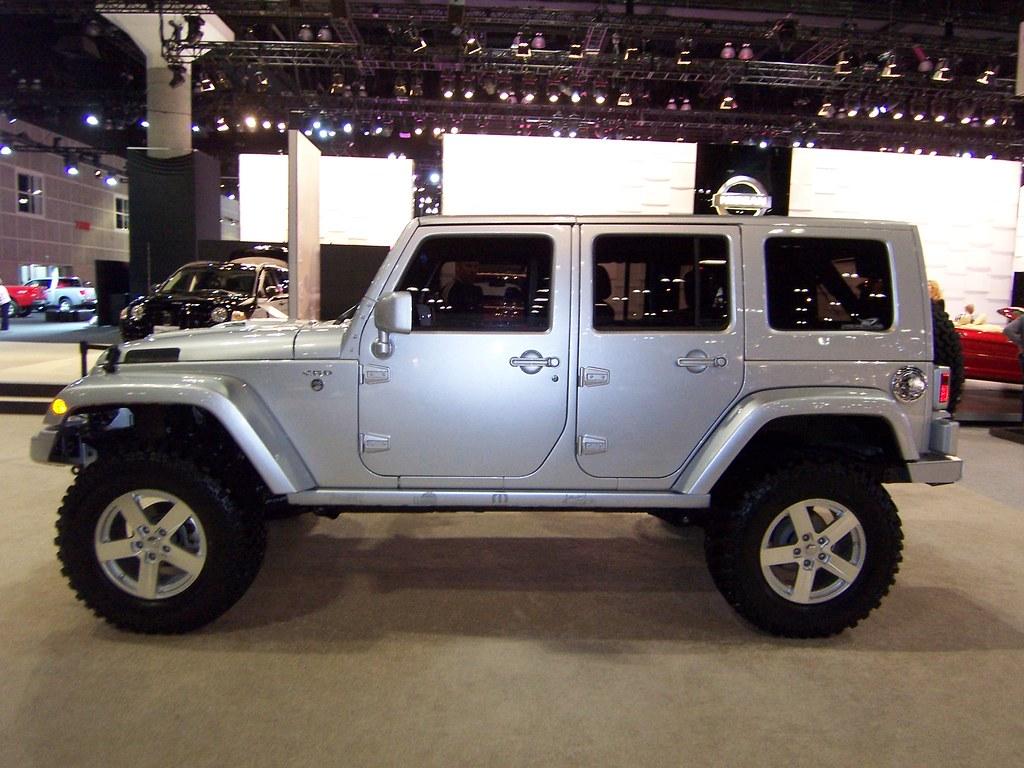 Jeep Wrangler Rubicon Unlimited Diesel | Seen in Los Angeles
