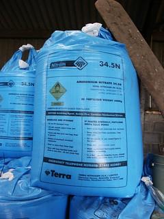 Fertiliser Bags | by chuckoutrearseats