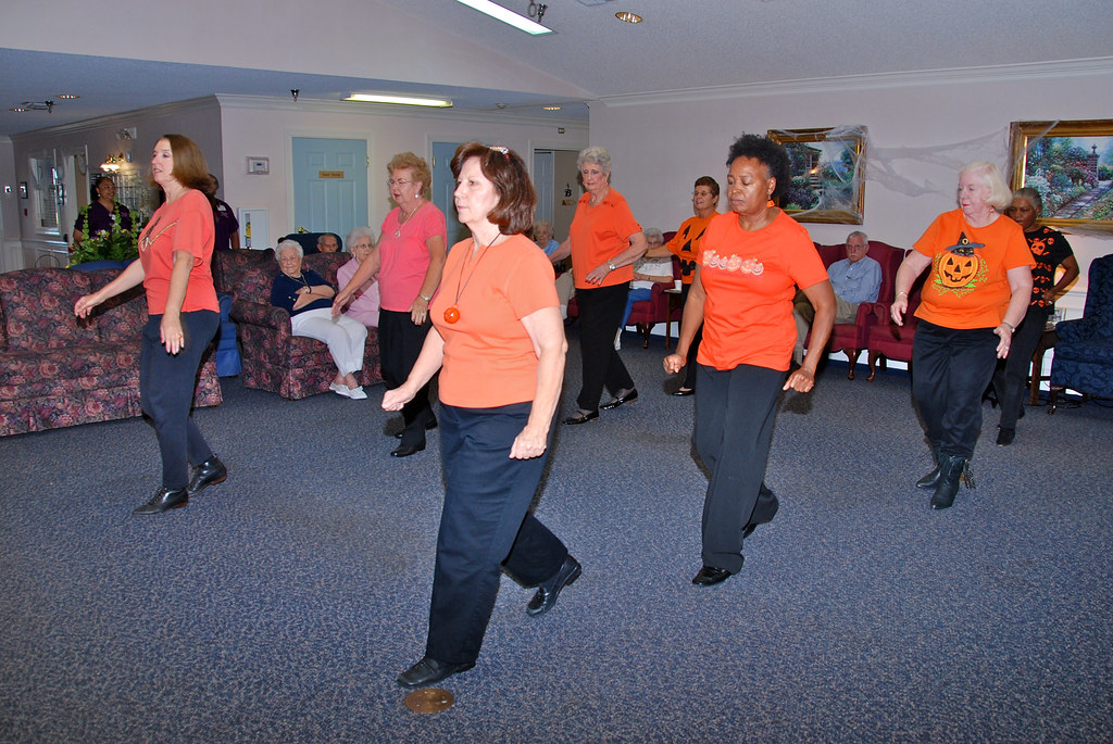 """""""#11 Senior Strutters - Baptist Village"""" by Old Shoe Woman is licensed under CC BY-NC-SA 2.0"""