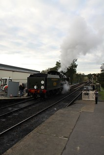 Bluebell Railway 22-10-10 | by Dave Catchpole