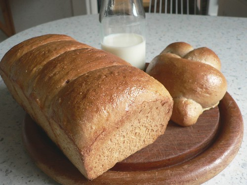 Milk Bread 004
