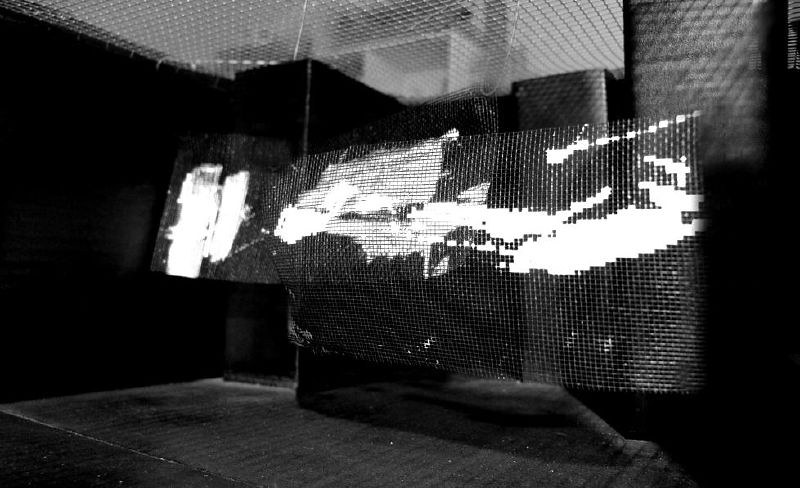 Wide Alley - multimedia performance
