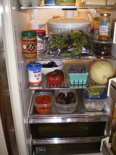 What's in your fridge? | by JenWaller