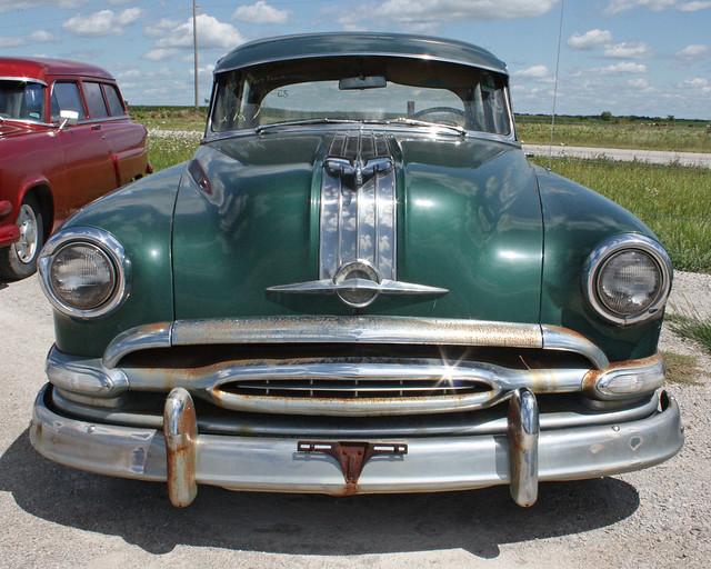 1954 Pontiac Chieftain Eight 4-Door Sedan (1 of 7)