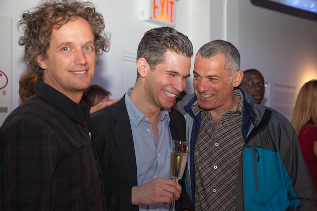 Yves Behar, Jacob Peres, and Arik Levy