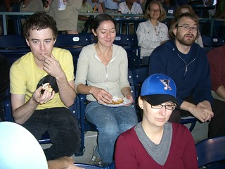 WXDU goes to a Durham Bulls game 6/14/07