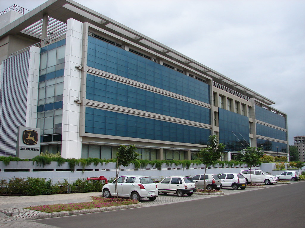 John Deere Technology Center Magarpatta City Pune