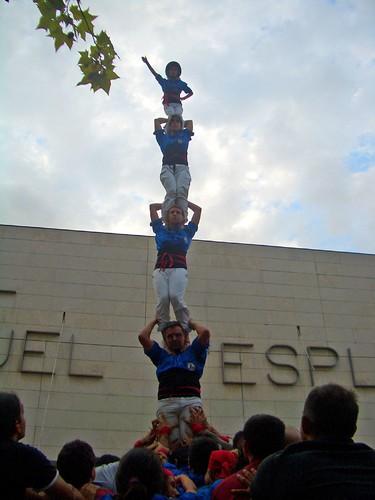 Pilar de 5. El Gall, 2007 | by Cargolins