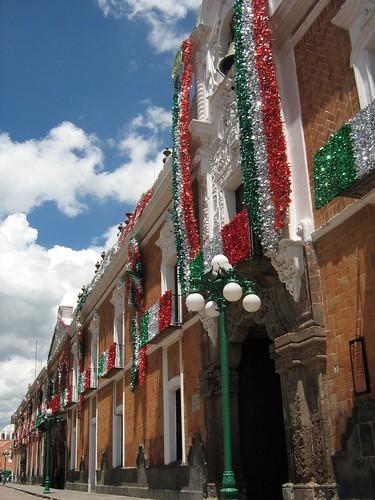 Palacio Municipal Tlaxcala