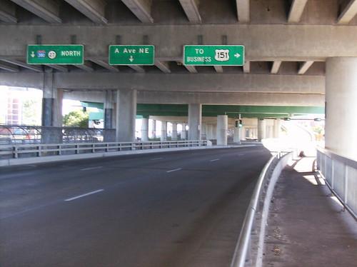 bridge trafficsignals cedarrapids linncounty cedarriver bgs i380 ia27 avenueofthesaints 1ststreetne businessus151 aavenuene