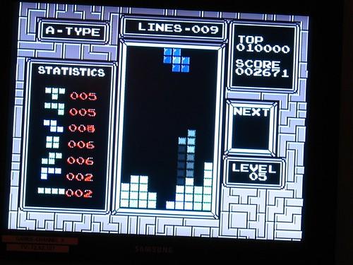 Tetris | by Micah Taylor