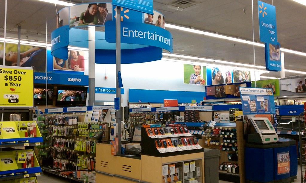 Wal Mart Geneseo Illinois Electronics Nathan Bush Flickr