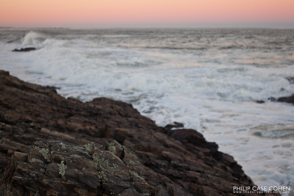 Coastline by Philip Case Cohen