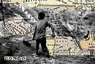 Congo resource wars   by Natasha Mayers