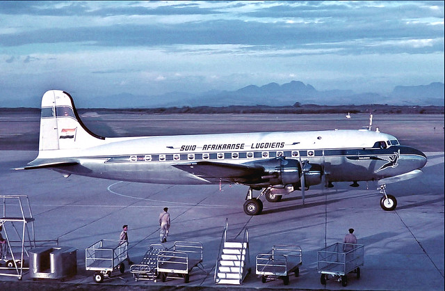 Douglas D.C.4 Skymaster