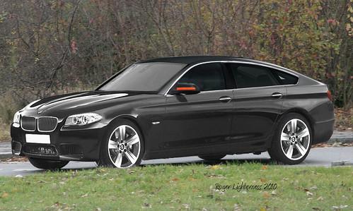 2012 BMW 3 series GT Photo