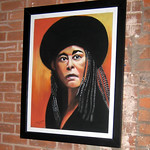 Abbey Lincoln Portrait
