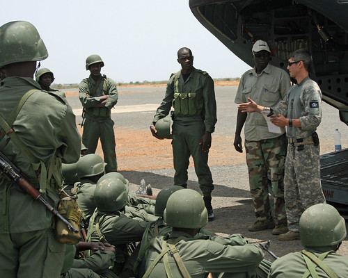 AFRICOM: 106th SOAR (A) Trains with Senegalese: | by USAFRICOM