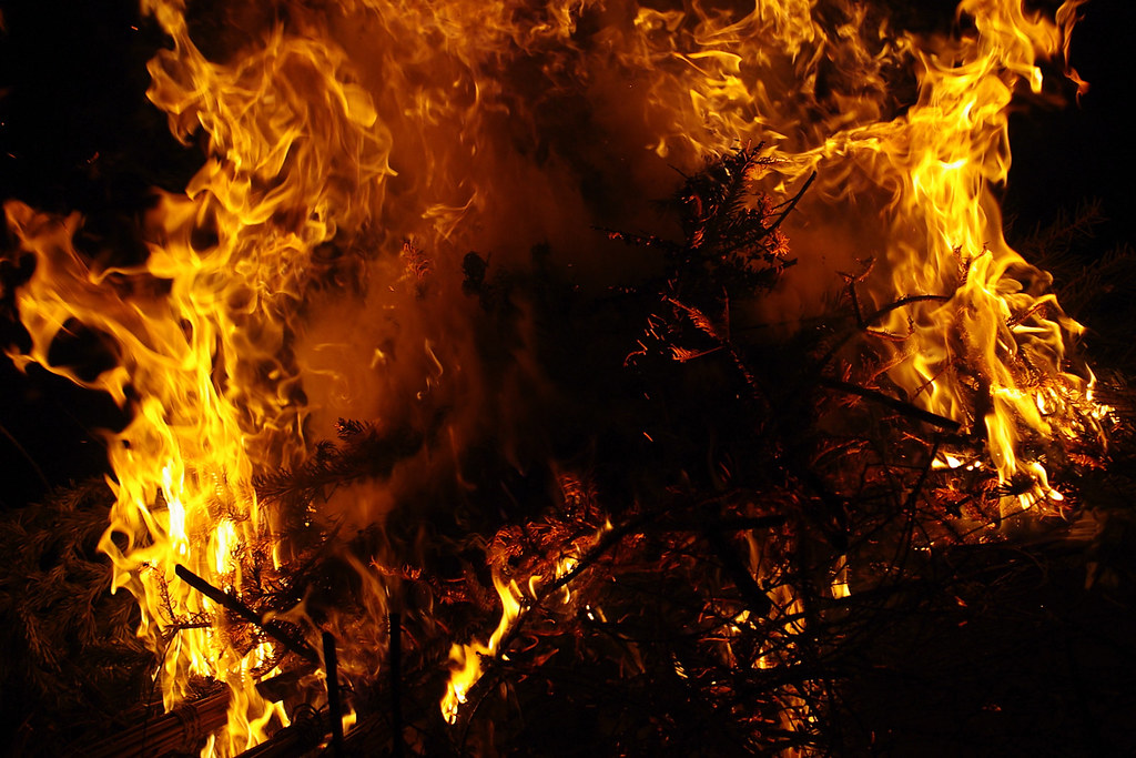 Ogień / Fire