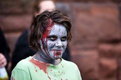 Zombie Walk 2010 - Albany, NY - 10, Oct - 10.jpg by sebastien.barre