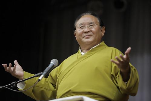 Sogyal Rinpoche | by pedrorocha