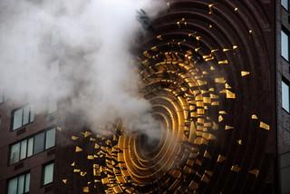Smoking building, NYC | by faungg's photos