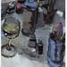 croxcard 17 hans van heirseele (1999) SCHILDERIJ 813<br /> olieverf op doek 37x30cm