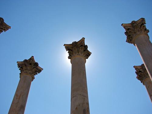 National Capitol Columns | by AlbinoFlea