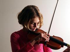 Violin Girl   by coltfan909