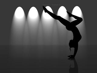 Yoga Girl | by prashant_zi