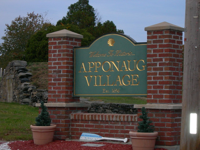 Welcome to Apponaug Village